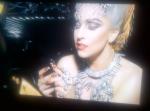Lady Gaga wearing Rodrigo Otazu