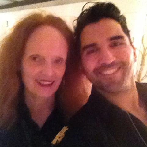 I had amazing day morning because one of my favorite people in the world left my a little heart note ! Vogue director Grace Coddington made my heart go boom ! www.rodrigonewyork.com xxxx Rodrigo Otazu