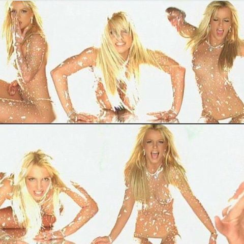 This was one sweet person who open the door to many amazing things in my life  #britneyspears @BritneySpears thank you so much to believe in me